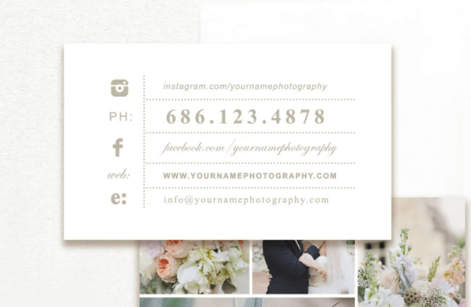 Photography Business Card4
