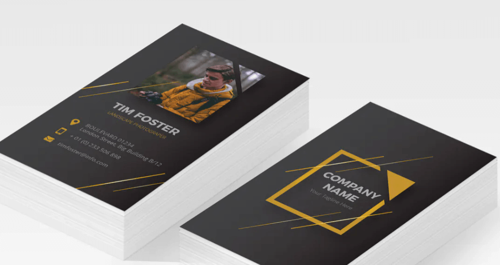 Photography Business Card5