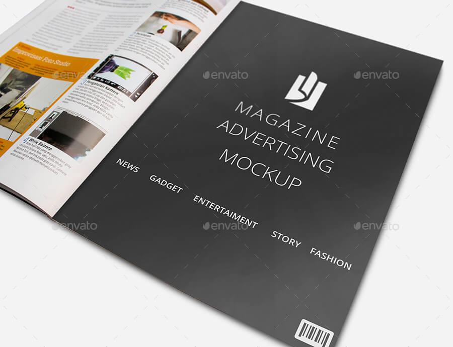 Photography Magazine Advertisement Mockup (1)