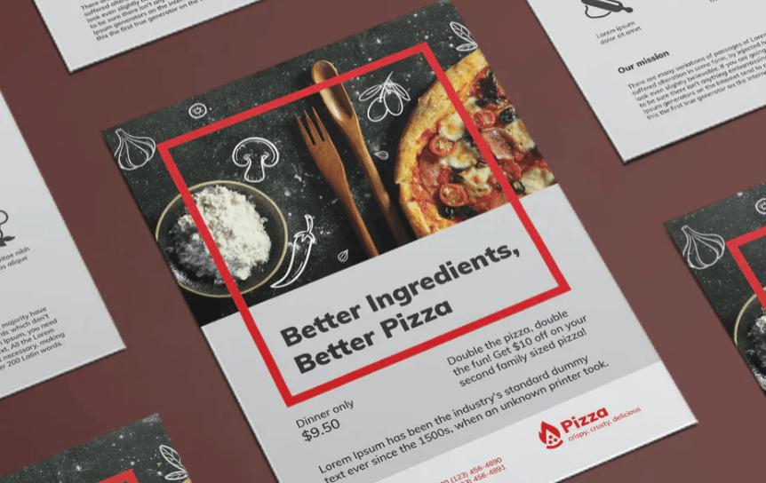 Pizza Flyer1