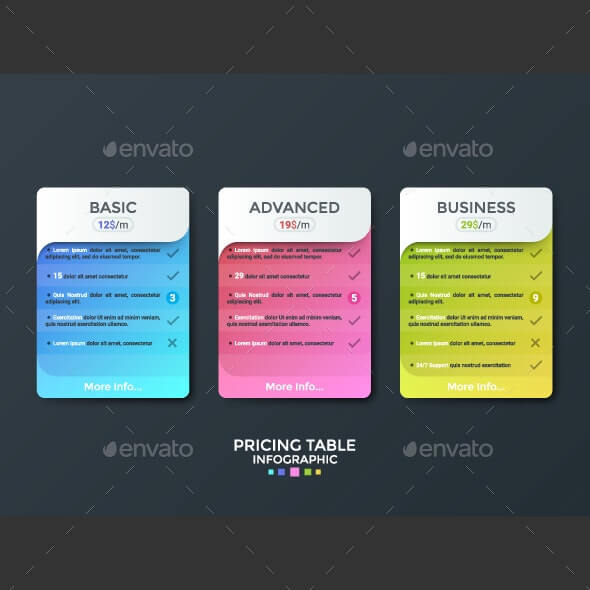 Pricing Table Infographic Template1 (1)
