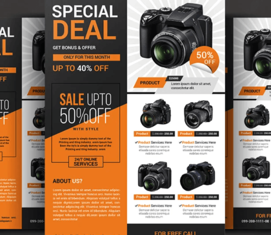 Product Promotion Flyer1