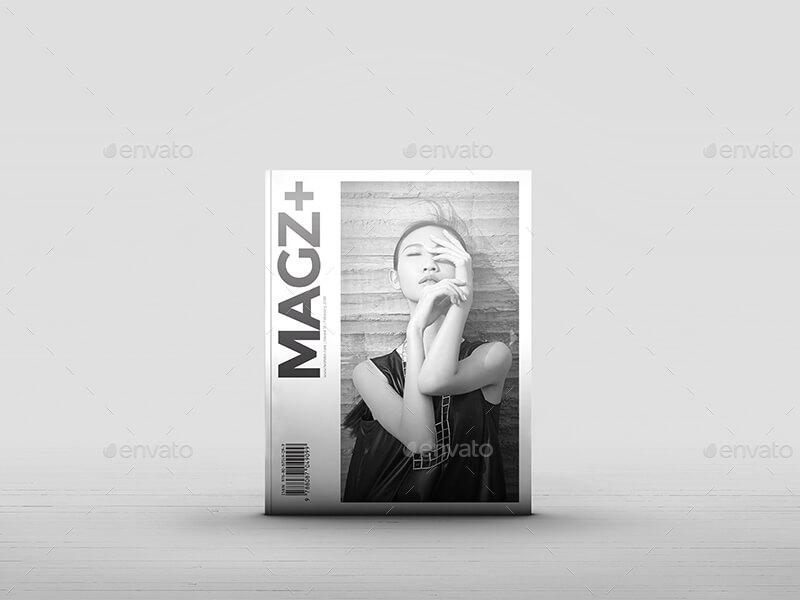Realistic Magazine Mockups (1)