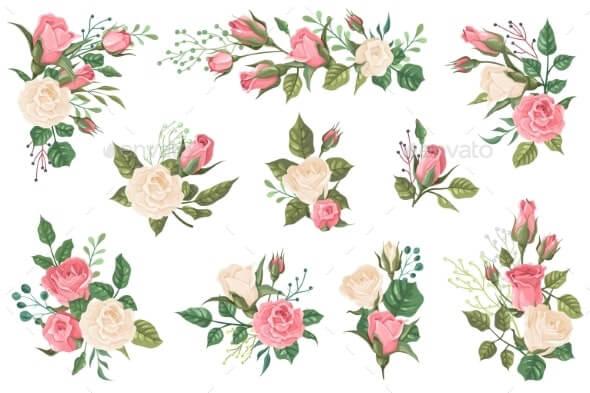 Rose Bouquets (1)