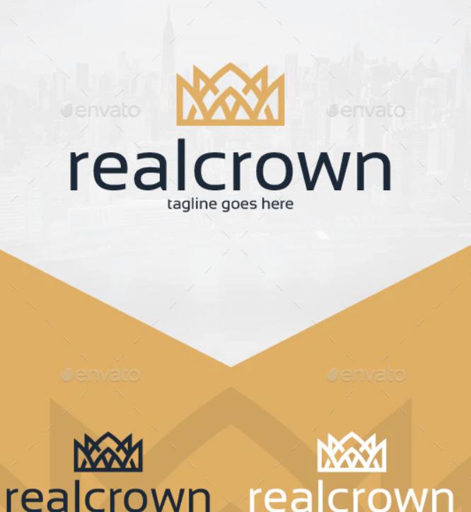 Royal Crown Logo Design