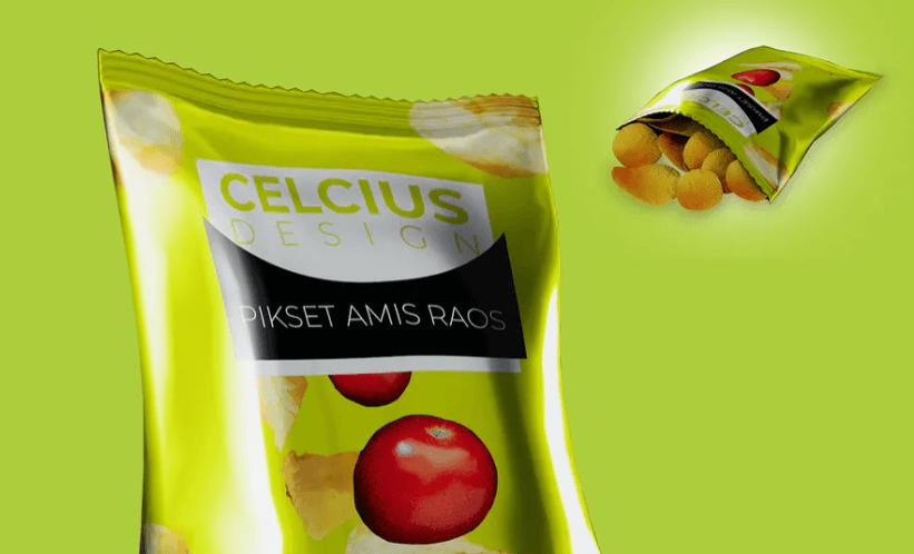 Snack Bag Mock Up