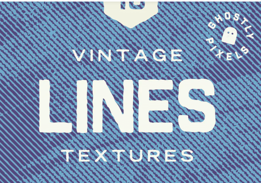 Vintage Lines Textures Vol 2