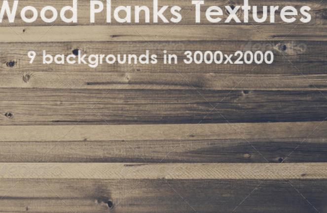 Wood Planks Textures
