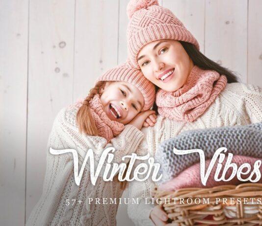 57+ Winter Vibes Lightroom Presets (1)