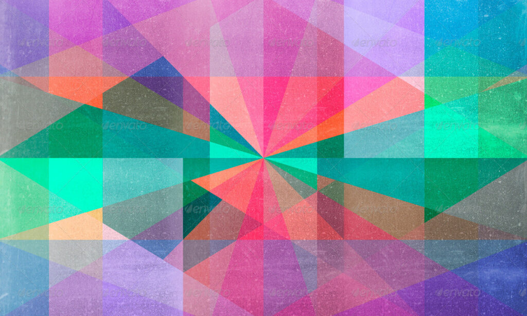 Abstract Geometric Backgrounds (1)