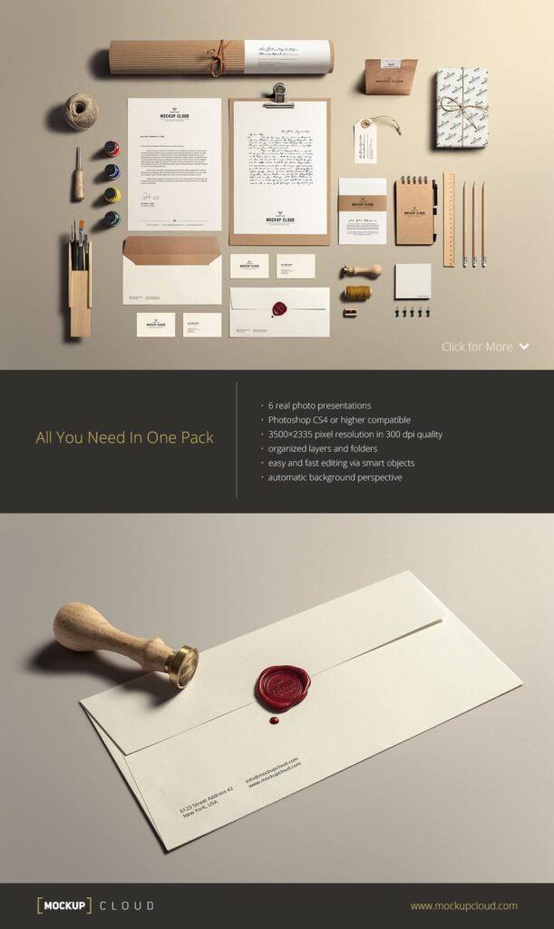 Art & Craft Stationery Mock-Up (1)