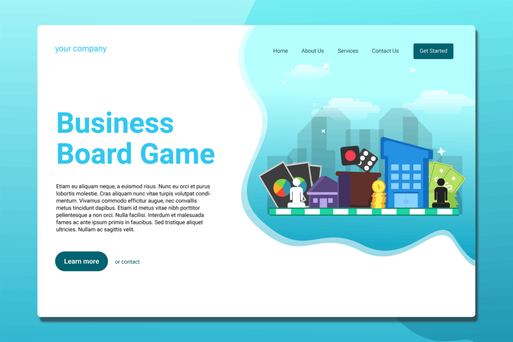 Board Games - Landing Page (1)