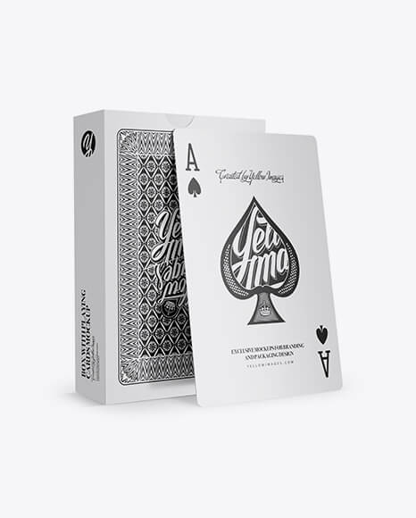 Box with Playing Cards Mockup (1)
