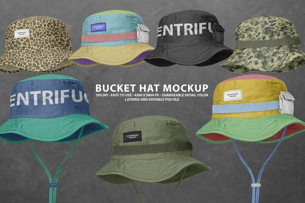 Bucket Hat Mockup1 (1)