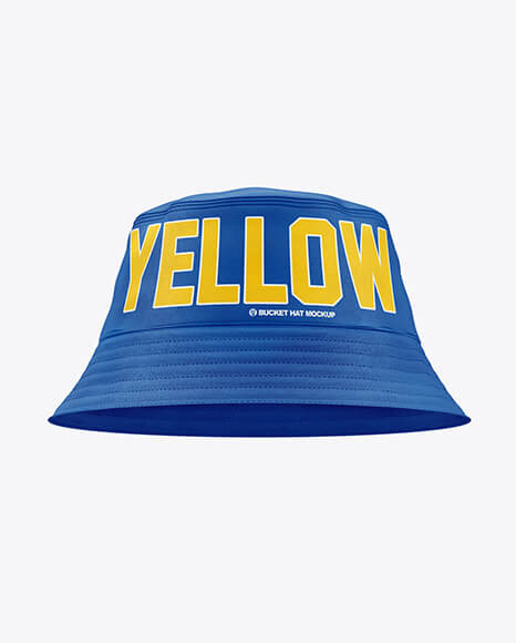 Bucket Hat Mockup3 (1)