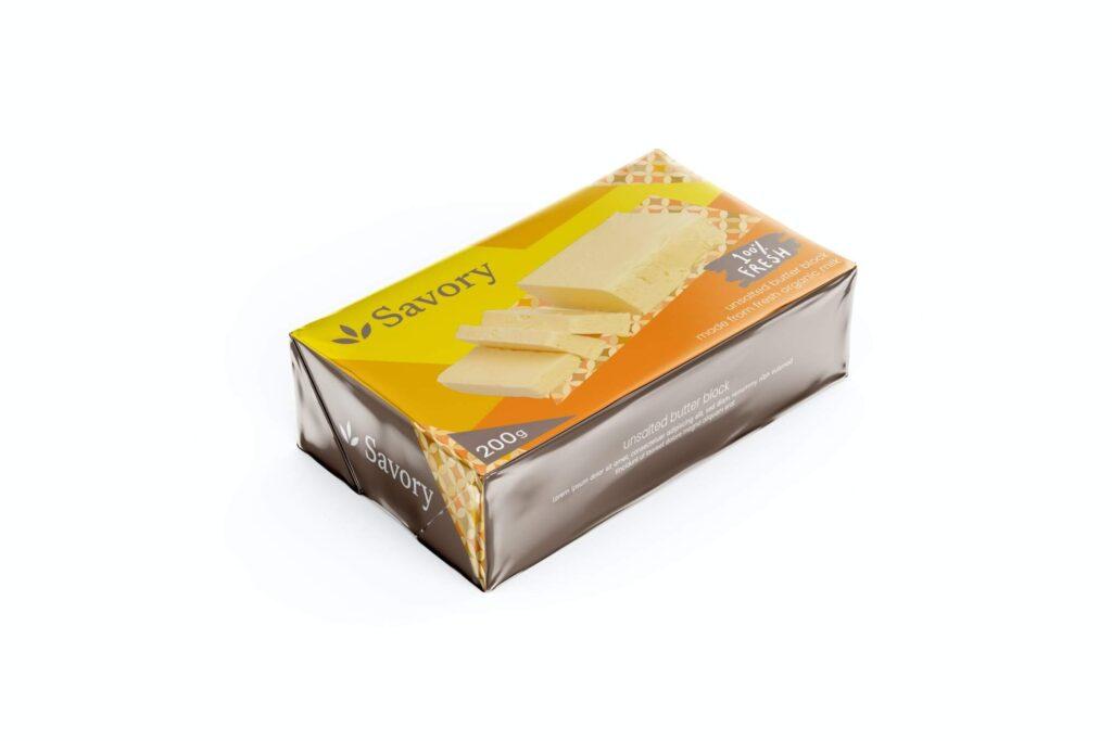 Butter Cheese Block Packaging Design1 (1)