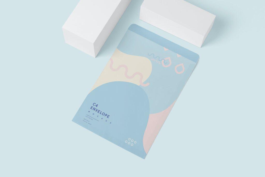 C4 Envelope Mockups (1)