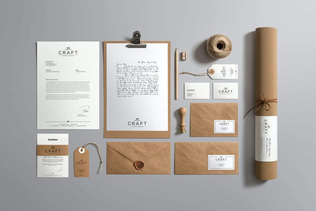 Craft Branding Mockup (1)