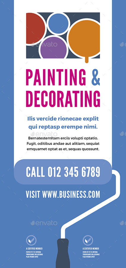 DL Rack Card - Painting and Decorating (1)