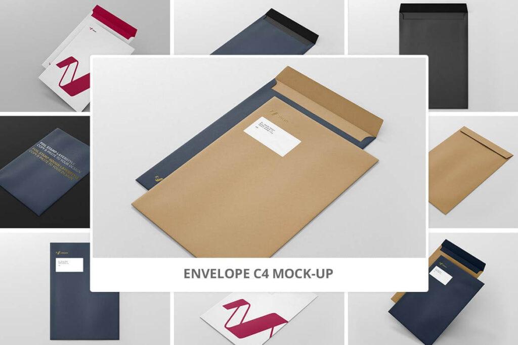 Envelope C4 Mock-Up (1)