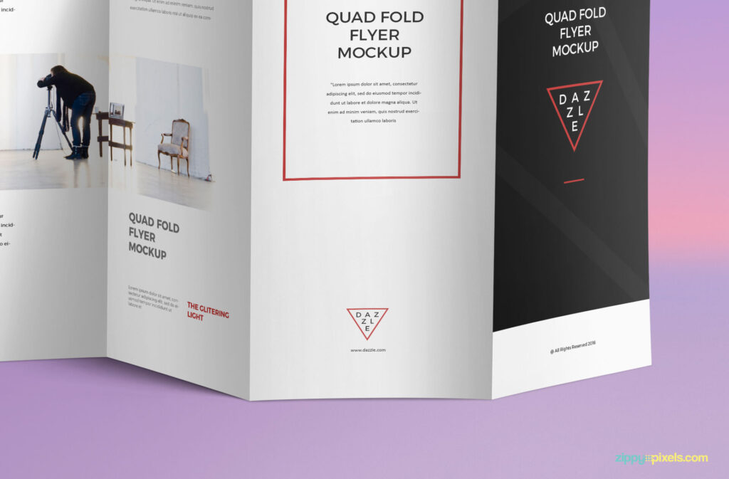 Free 4 Fold Brochure Mockup PSD Template2 (1)