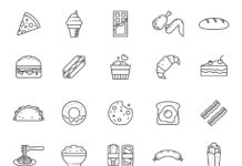 Free Delicious Food Vector Icons (1)