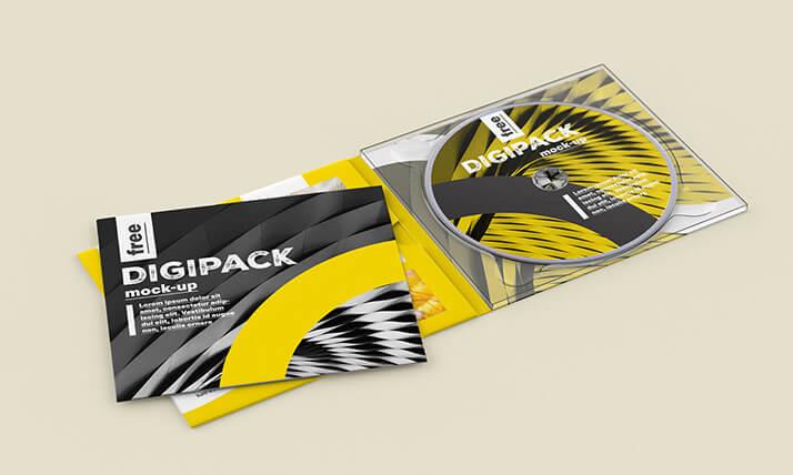 Free Digipack Mockup PSD Template1 (1)