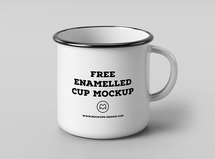 Free Enamel Mug Mockup PSD Template1 (1)