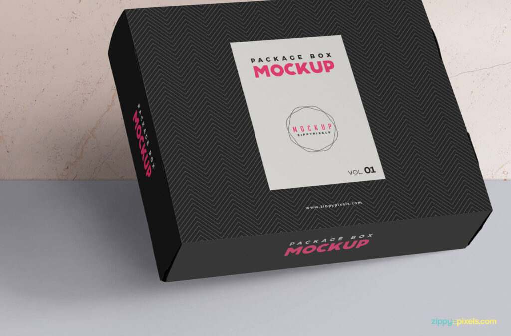 Free Gorgeous Box Packaging Mockup PSD Template2 (1)