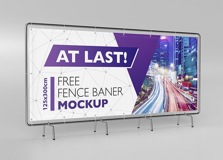 Free Horizontal Banner Mockup PSD Template1 (1)