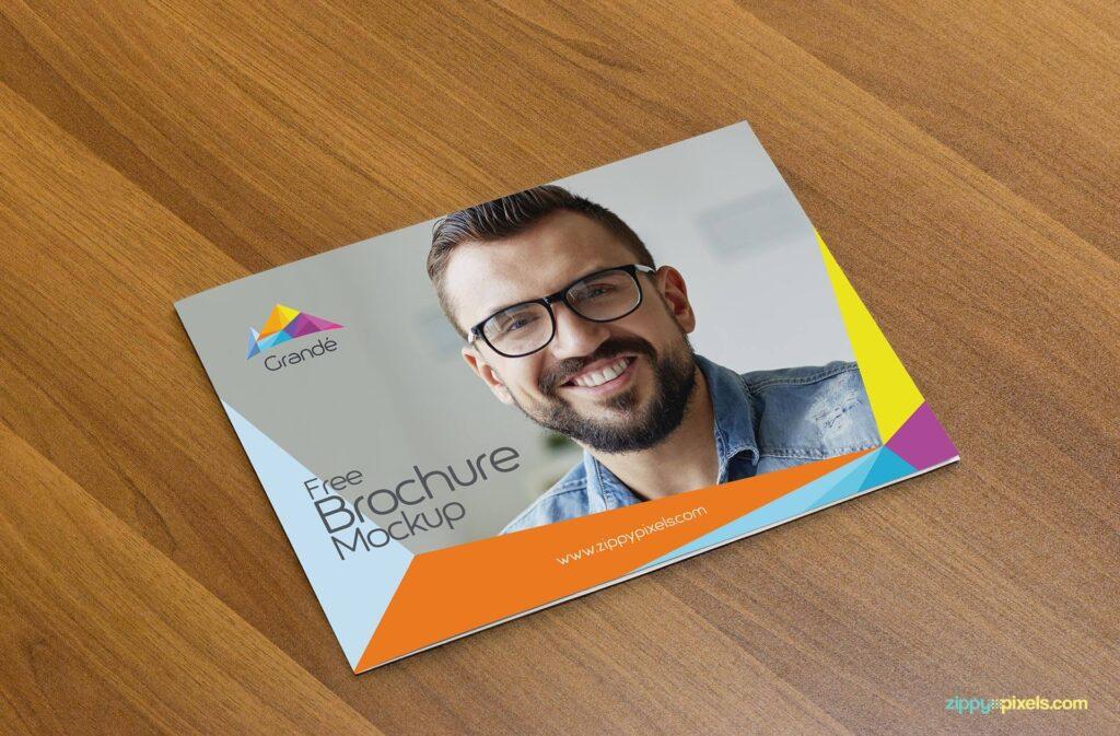 Free Landscape Brochure Mockup PSD Template (1)