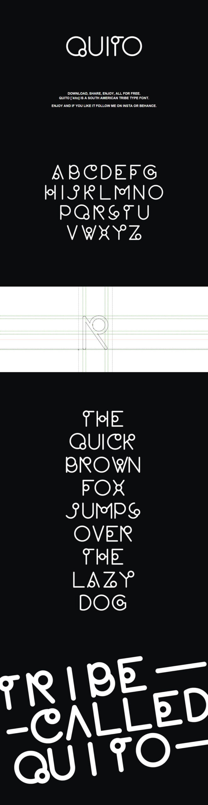 Free Lettering Quito Font (1)