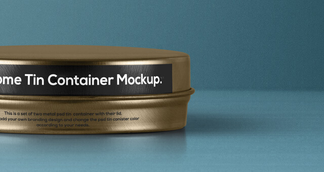 Free Metallic Tin Container Packaging Mockup PSD Template2 (1)