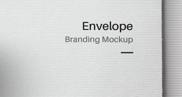 Free Original Envelope Letter Mockup PSD Template2 (1)