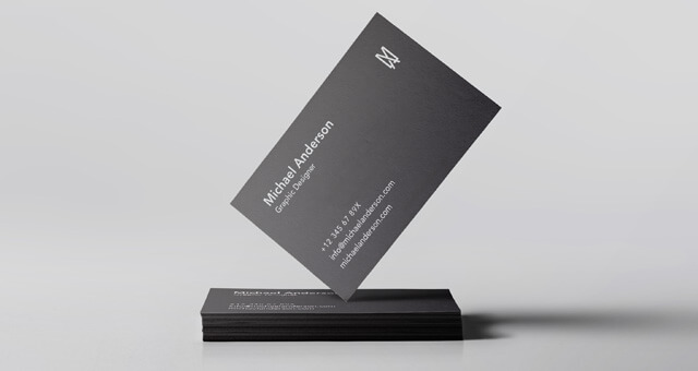Free Simple Business Card Mockup PSD Template3 (1)