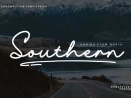 Free Southern Handwritten Font (1)