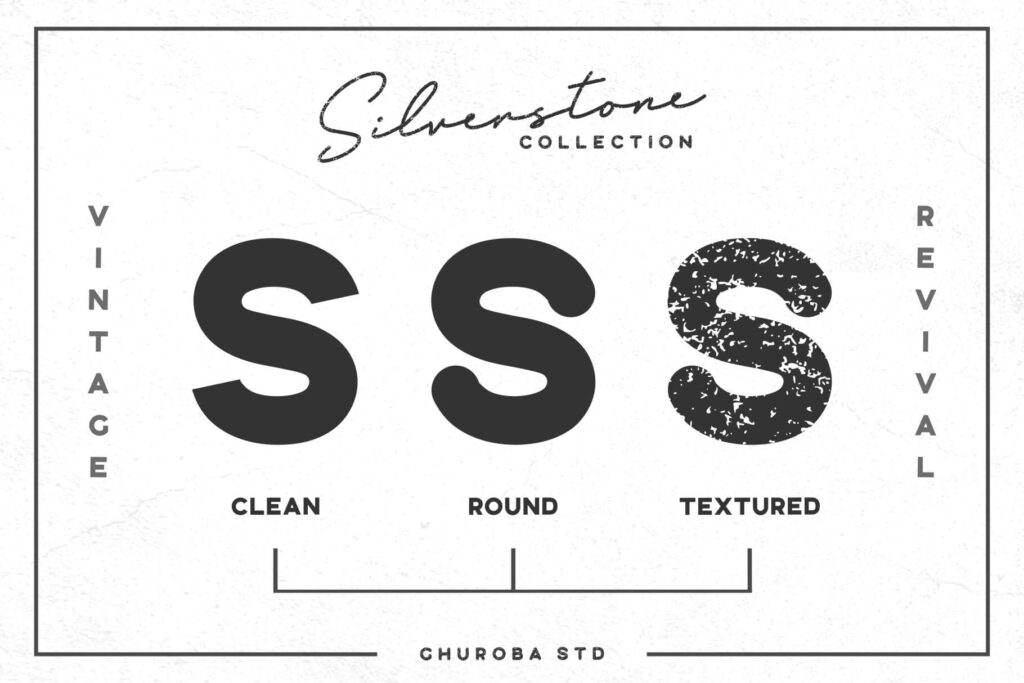 Free The Silverstone Collection Font2 (1)