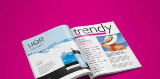 Free Trendy Magazine Mockup PSD Template (1)