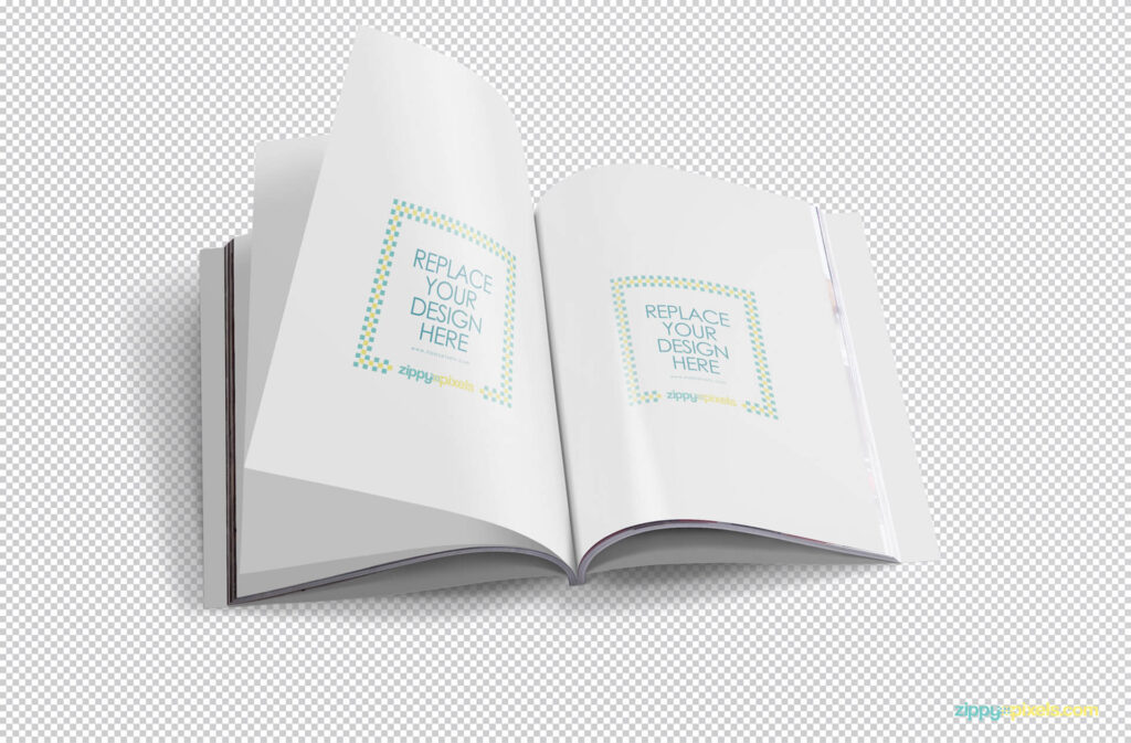 Free US Letter Size Catalog Mockup PSD Template1 (1)