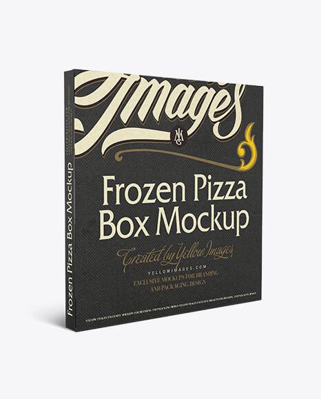 Frozen Pizza Box Mockup (1)