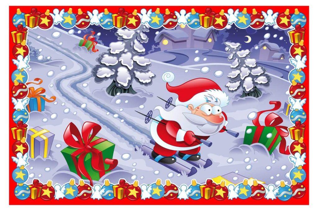 Funny Christmas Card (1)
