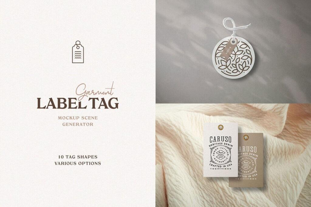 Garment Label Tag Mockups (1)