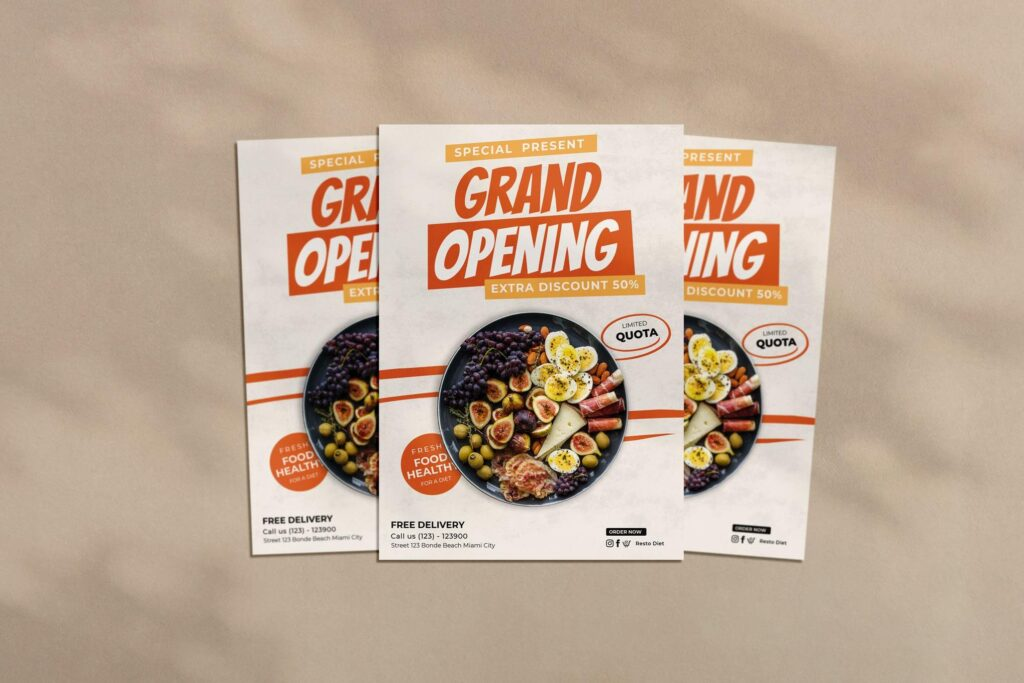 Grand Opening Flyer (1)