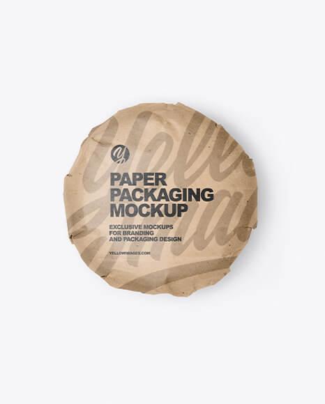 Kraft Paper Packaging Mockup (1)