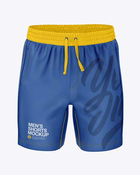 Men's Shorts Mockup (2)