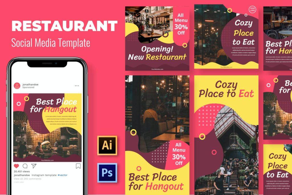 Opening Restaurant Social Media (1)
