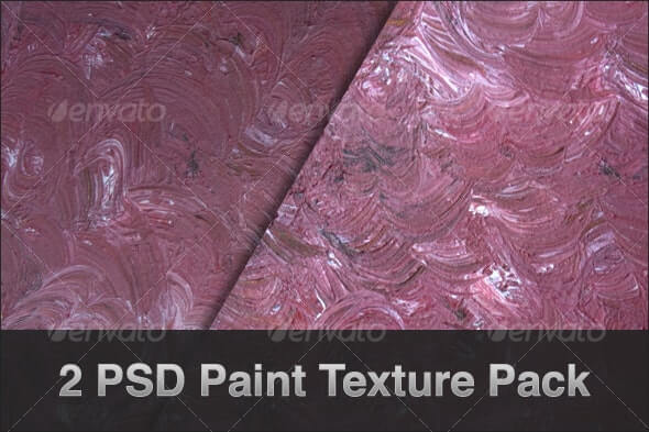 Paint Texture Swirled Red Pack 01 (1)