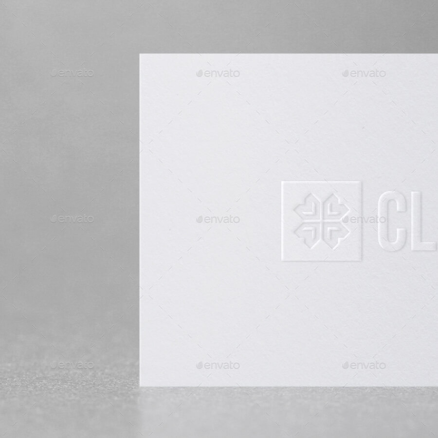 Photorealistic Logo Presentation Mockup Vol 1.0 (1)