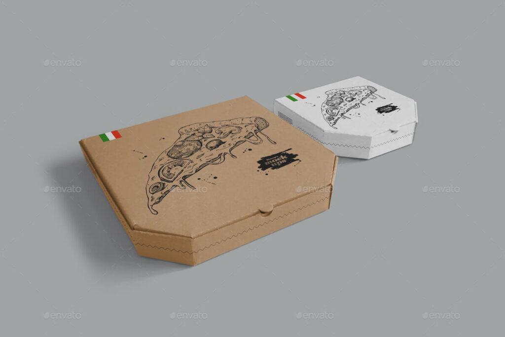 Pizza Box Mockup (10)