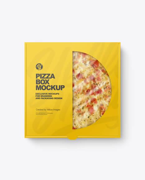 Pizza Box Mockup (9)